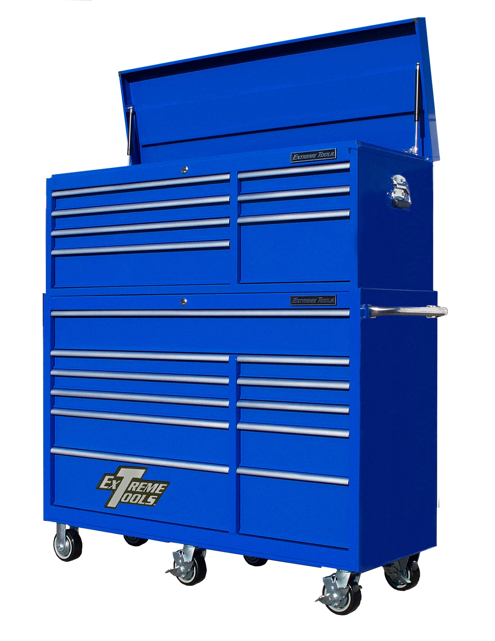Extreme Tools 56″ 7 Drawer Top Chest & 11 Drawer Roller ...
