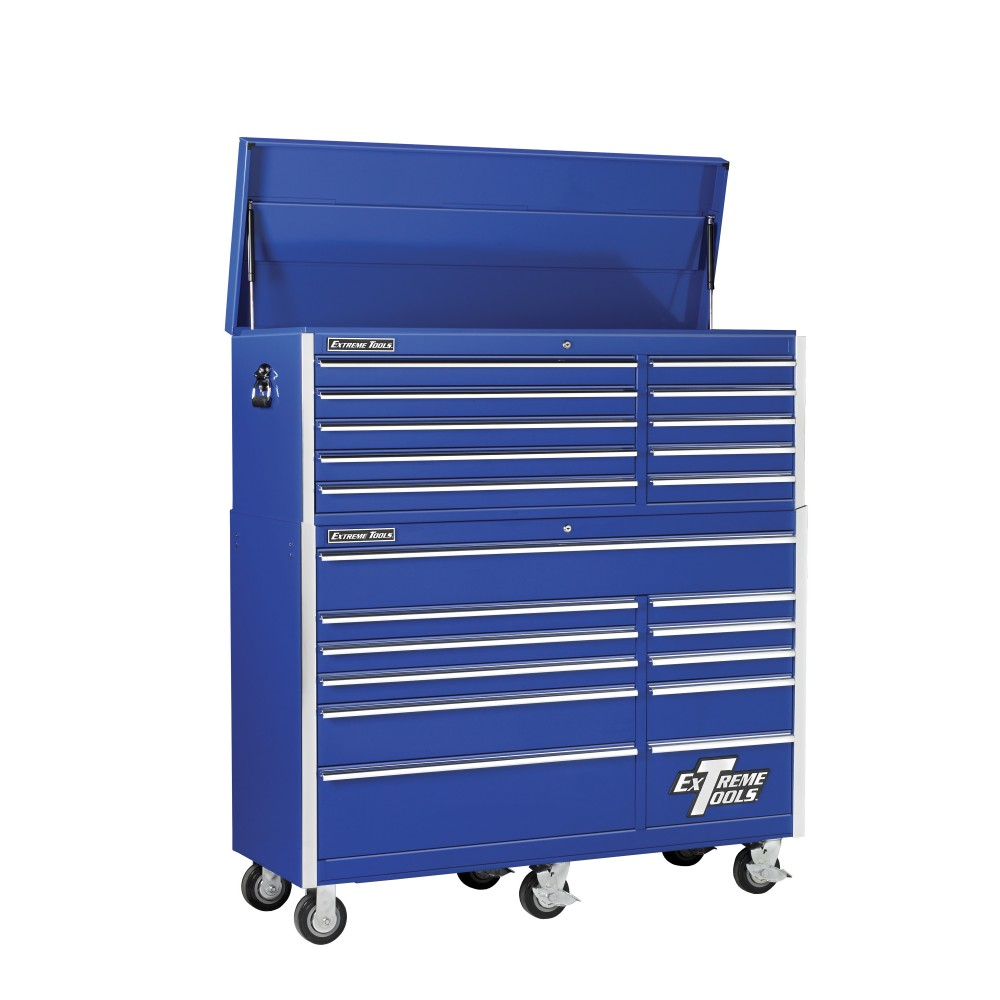 Extreme Tool Boxes 56 21 Drawer Tool Cabinet Amp Top