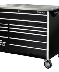 """Extreme Tools 55"""" 11 Drawer Roller Tool Cabinet - EX5511RC"""