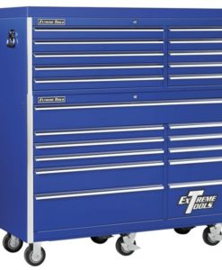 "Extreme Tool Boxes 56"" 21 Drawer Tool Cabinet & Top Chest - EX5621"