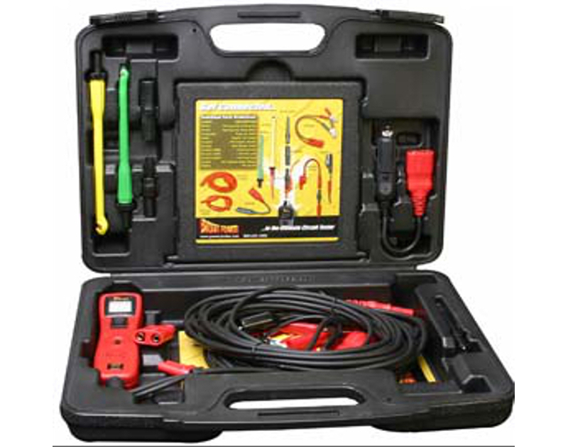 Power Probe Power Probe 3 with Gold Test Lead Set PPPP3LS01