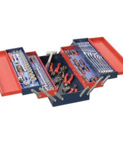 110 Piece Metric Mechanics Tool Set MS-110TS