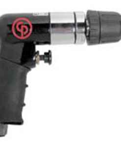 """Chicago Pneumatic 1/4"""" Mini Reversible Air Drill with Keyless Chuck CP7300RQC"""
