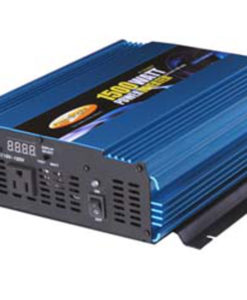 Powerbright 12 Volt 1500 Watt Power Inverter PWTPW1500-12