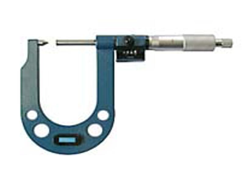 Fowler Extended Range Digit Disc Brake Micrometers FOW72-234-422