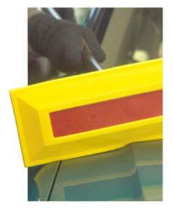Laitner Brush Foam Rake Broom w/Extended Handle LA55250