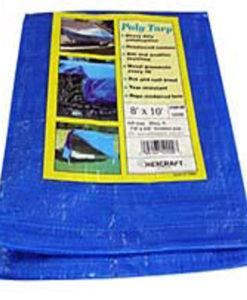 Hexcraft Blue Poly Tarpaulins 20x30 HX52016