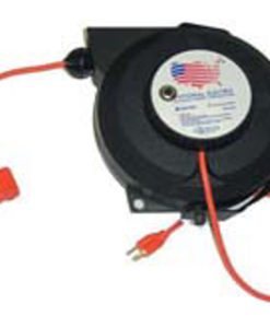 National Electric 50' Triple Tap Extension Cord Reel NE23T50