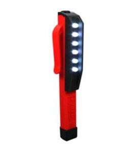 EZ Red Pocket LED Stick Light EZPCLED