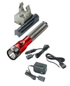 Streamlight Red LED Piggyback Stinger AC/DC Kit SG75612