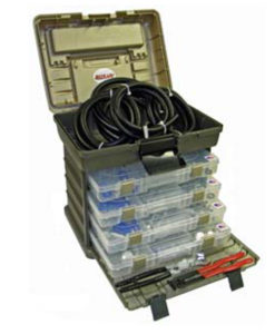 S.U.R. & R. 87 Piece A/C Line Repair Kit SRRAC1387