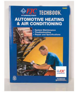 FJC Automotive Air and Heating Repair Manual FJ2819