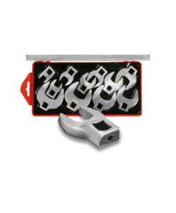 """V8 Tools 11 Piece SAE 3/8""""Drive Crowfoot Set VT7711"""