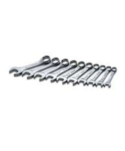 SK Tools 10 Pc. Metric Short Combination Wrenches SK86240