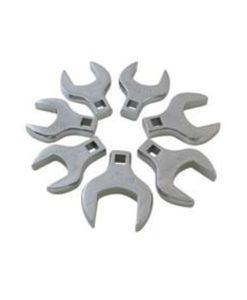 Sunex 7 Piece Crowfoot Metric Set 34-46MM SU9740