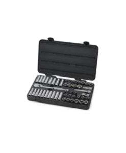 "KD Tools 49 Pc. 1/2"" Dr. 6 Pt. Socket Set KD80700"