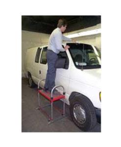 Steck Adjustable Platform Rolling Van Stand SM20350
