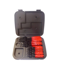 Kastar 12 Pc. Combination Snap Ring Pliers Set KS3495