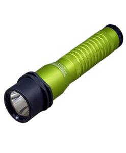 Streamlight Strion LED Anodized Lime Flashlight AC/DC SG74345