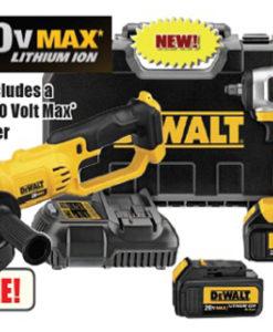 "Dewalt 3/8"" Drive 20V High Torque Impact Wrench DWDCF883L2"